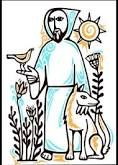 """st francis drawing - Google Search """"An instrument of His peace."""""""