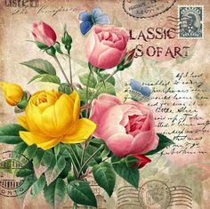 Postales antiguas 2 -Estilo vintage - Rut Vigo - Picasa Web Albums