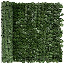 Check this out at Amazon Privacy Screen Outdoor, Privacy Fences, Metal Shed, Weed Control, Lawn And Garden, Artificial Plants, Hedges, See Picture, How To Dry Basil