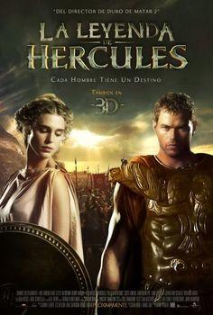 大力戰神/鋼鐵力士 (The Legend of Hercules) poster