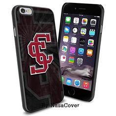 (Available for iPhone 4,4s,5,5s,6,6Plus) NCAA University sport Santa Clara Broncos , Cool iPhone 4 5 or 6 Smartphone Case Cover Collector iPhone TPU Rubber Case Black [By Lucky9Cover] Lucky9Cover http://www.amazon.com/dp/B0173BTNDS/ref=cm_sw_r_pi_dp_nkvnwb0ESG5XP