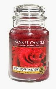 Andy's Yankees: YANKEE CANDLE MY FAVORITE THINGS - THE COMPLETE FRAGRANCE RANGE