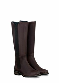 low priced 1d8a1 6cdde Best news for fashion Brown Leather Boots, Brown Boots, Calf Leather, Duo  Boots