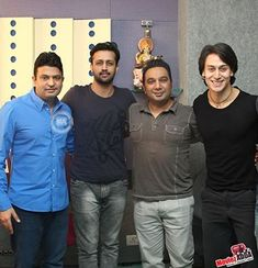 Tiger Shroff and Atif Aslam in #BhushanKumar's Zindagi Aa Raha Hu Main !  Checkout - bit.ly/1GXMmla