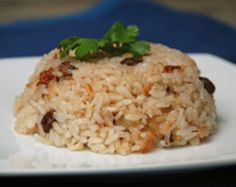 Arroz con Coco: Colombian Coconut Rice