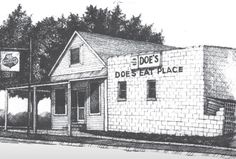 Doe's Eat Place tells the complicated story of Italian immigration, Delta foodways, and Mississippi social history.