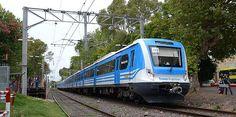 CRÓNICA FERROVIARIA: Línea Roca: Trenes eléctricos de prueba entre las ...