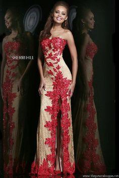 #lacedress #nudedress #prom2014 #lovetps