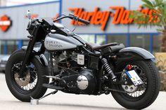 Harley-Davidson 1975 Shovelhead by Thomas (for sale)