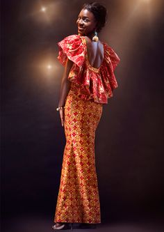 Woodin Outdoors New Collection, Amour! Latest African Fashion, African Prints, A. African Dresses For Women, African Print Dresses, African Attire, African Fashion Dresses, African Wear, African Women, African Prints, African Style, African Fashion Designers