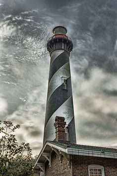 St. Augustine Lighthouse by Markus Tschersich, via 500px