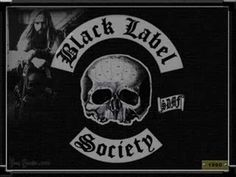 black label society - in this river
