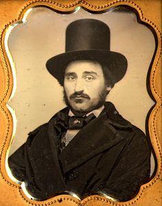 American Daguerreotype, c. 1850s