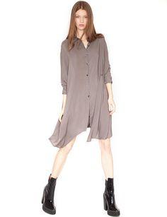 Pixie Market Luella shirt dress $56