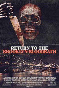 Return to the Brooklyn Bloodbath by Aleks Ivic #Halloween
