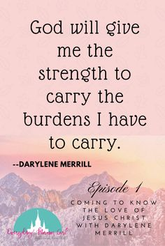 Darylene Merrill, known to me as grandma, grew up in the small town of Vernal, Utah and currently resides in Salt Lake City. She is the mother of 3 grown children and has 11 grandchildren and 8 great-grandchildren. In this episode, we discuss many of Darylene's life experiences and spiritual insights, including: • Dealing with the loss of her husband to suicide as a young mother of 3. • Finding peace through the Lord, by surrendering anger and embracing gratitude. and more...
