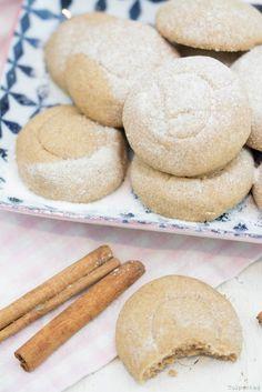 Delicate cinnamon cookies - Food and Drinks Ideas Christmas Sweets, Christmas Baking, Cupcake Cookies, Cupcakes, Sandwich Bar, Cooking Cookies, Cinnamon Cookies, Sweet Bakery, Great Desserts