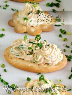 Patè di prosciutto cotto | ricetta facile mousse da spalmare