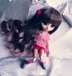 Akemi (Pullip Akemi Homura ), New eyes for my doll ^^ | by Wolfsbane ♂