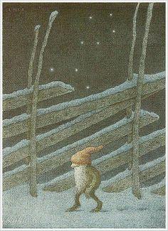 Lennart Helje Christmas     Winter