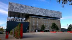 Rockheim music museum. Trondheim Norway, Music Museum, Libraries, Museums, Signage, Restaurants, To Go, Architecture, Outdoor Decor