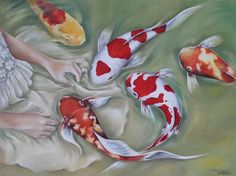 "Oil painting ""Dream & Fantasy"""