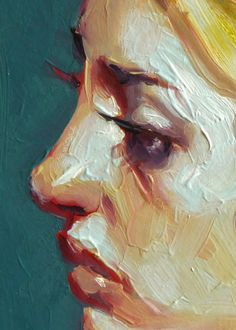 """Canary"" (close-up), John Larriva art"