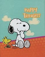 Image result for Snoopy Thinking