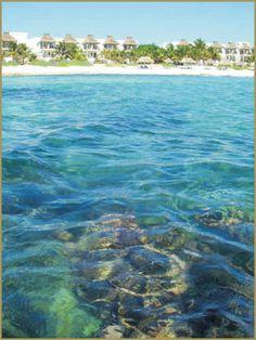 Akumal Beach Resort, Akumal, Mexico