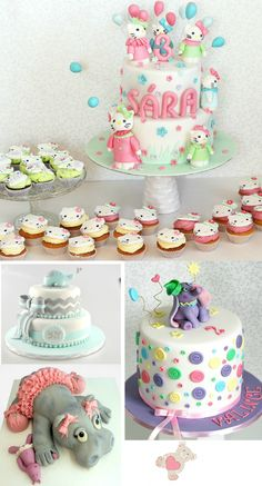 NEJKRÁSNĚJŠÍ NAROZENINOVÉ DORTY PRO DĚTI Love My Kids, Cake Designs, Lifestyle Blog, Birthday Cake, Creative, Desserts, Food, Crack Cake, Tailgate Desserts