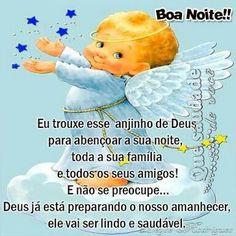 Boa noite! Angelitos