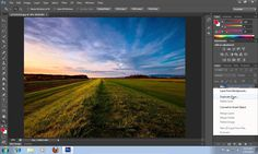 How to Use Wave Filter in Photoshop CS6