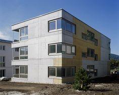 Meili & Peter | Villa 5 | Siedlung Hadersdorf | Viena, Austria | 2000-2008