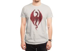 Check out the design Dragon's Bane by Samiel on Threadless