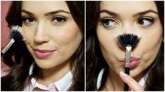 5 COOL Ways To Use A Fan Brush #MondayMakeupLesson
