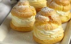 Prăjitura din copilarie Choux à la crème, extraodinar de bună si foarte simplu de făcut