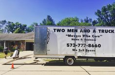"""We hold our mission as a company very dear, """"Our commitment is to continuously strive to exceed our customers' expectations in value and high standard of satisfaction."""" #wisdomwednesday #twomenandatruck #moverswhocare #motivationalquotes #photooftheday #columbia #missouri"""