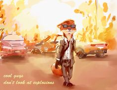 #Zootopia #Nick #Art