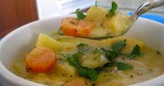 Η σούπα είναι ένα από τα πιο θρεπτικά και νόστιμα φαγητά και κάνει πολύ καλό στην υγεία μας. Ακόμη, τον τελευταίο καιρό έχει γίνει «μόδα» να τρως και έξω σούπες καθώς μπορείς να βρεις μεγάλη ποικιλία Veggie Recipes, Healthy Recipes, Potato Salad, Veggies, Potatoes, Meat, Chicken, Fruit, Ethnic Recipes