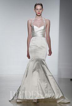 Brides: Kenneth Pool - Spring 2014 | Bridal Runway Shows | Wedding Dresses and Style | Brides.com