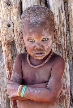 "Little Himba Boy by Chad Galloway Photo, via Flickr | #Poverty #WeThePeOplE JOIN THE PROJECT; ""Enjoy a Cappuccino while Saving Lives!"" @Pinterest.com/vipsaccess/we-the-people-pinterest-charity-fund-raise-campaig/"