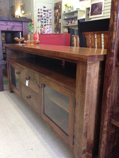 We Customize All Sizes Configurations Woods And Finishes Wormy Maple Entertainment