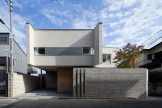 House in Nishihara Arch House, Mansions, Architecture, House Styles, Tokyo Japan, Concrete, Home Decor, Arquitetura, Tokyo