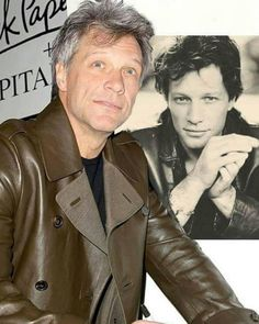Still so handsome Bon Jovi Pictures, Love Pictures, Jon Bon Jovi, Dorothea Hurley, Bon Jovi Always, Pop Singers, In The Flesh, Record Producer, My Man