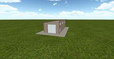 Cool 3D #marketing http://ift.tt/2dz7KEk #barn #workshop #greenhouse #garage #roofing #DIY