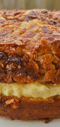 Bienenstich (Bee Sting Cake)