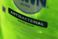5 reasons to stop using antibacterial soap // One is it interfere with the body's regulation of thyroid hormone, perhaps because it chemically resembles the hormone closely enough that it can bind to its receptor sites.