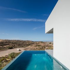 Project designed by Frederico Valsassina - House in Carrapateira