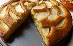 Σπιτική μηλόπιτα-κέικ