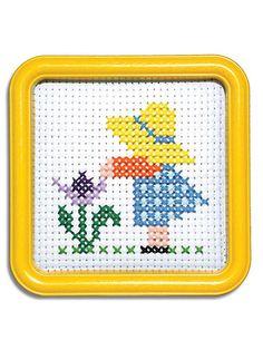 Sunbonnet Sue Cross Stitch Kit